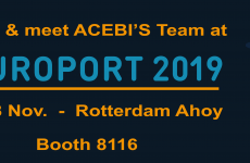 EUROPORT  -   Rotterdam Ahoy  5-8 Nov 2019