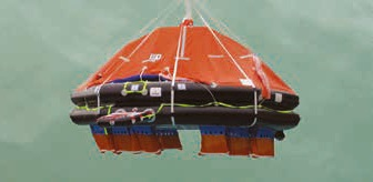 ACEBI, Davits, lifeboats and deck equipment - Inflatable or